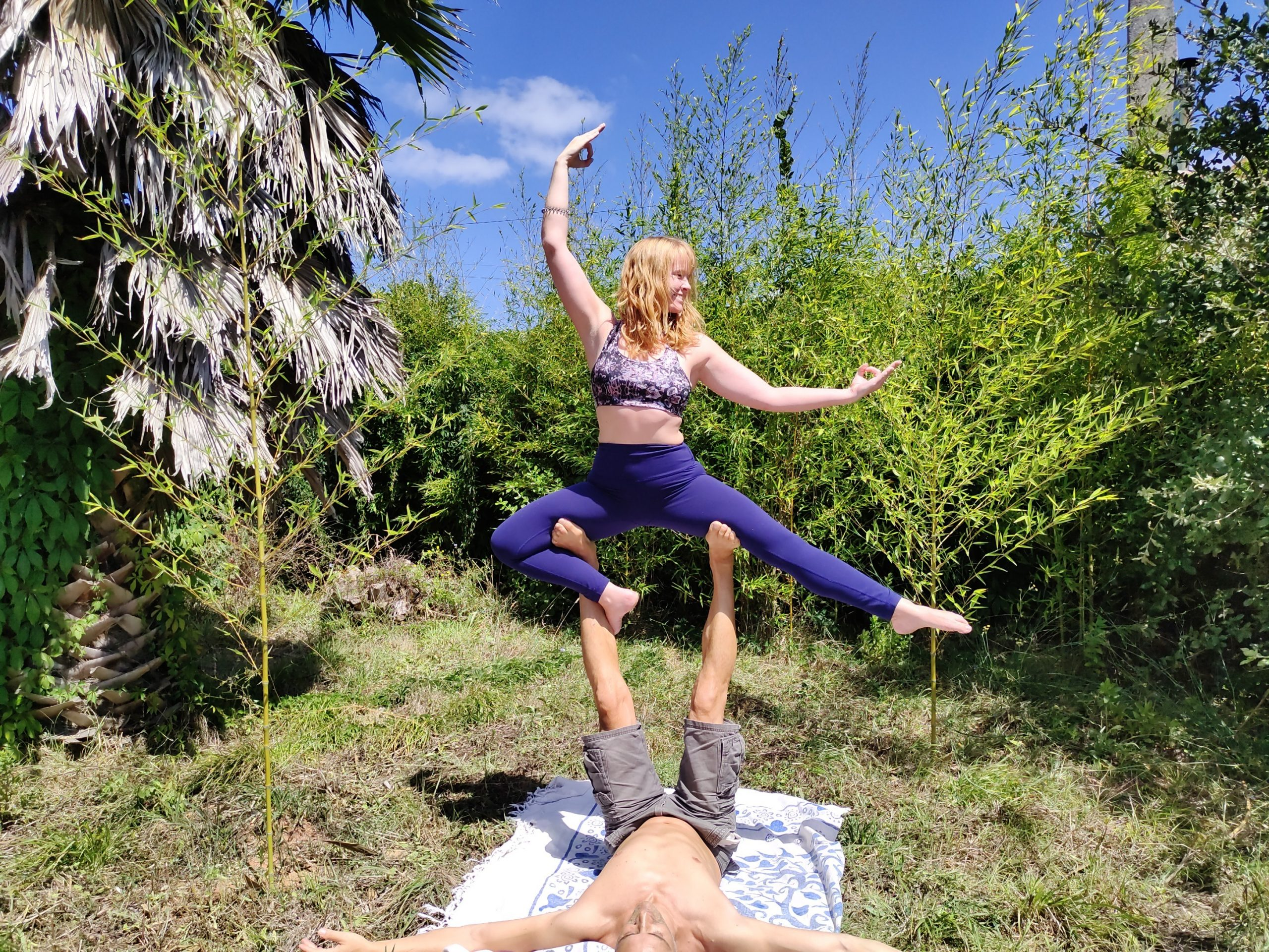 Yoga and AcroYoga for Couples photo №3