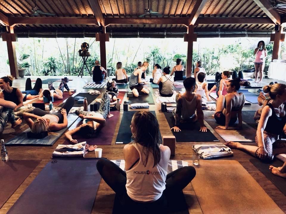 Vinyasa Flow yoga photo №1