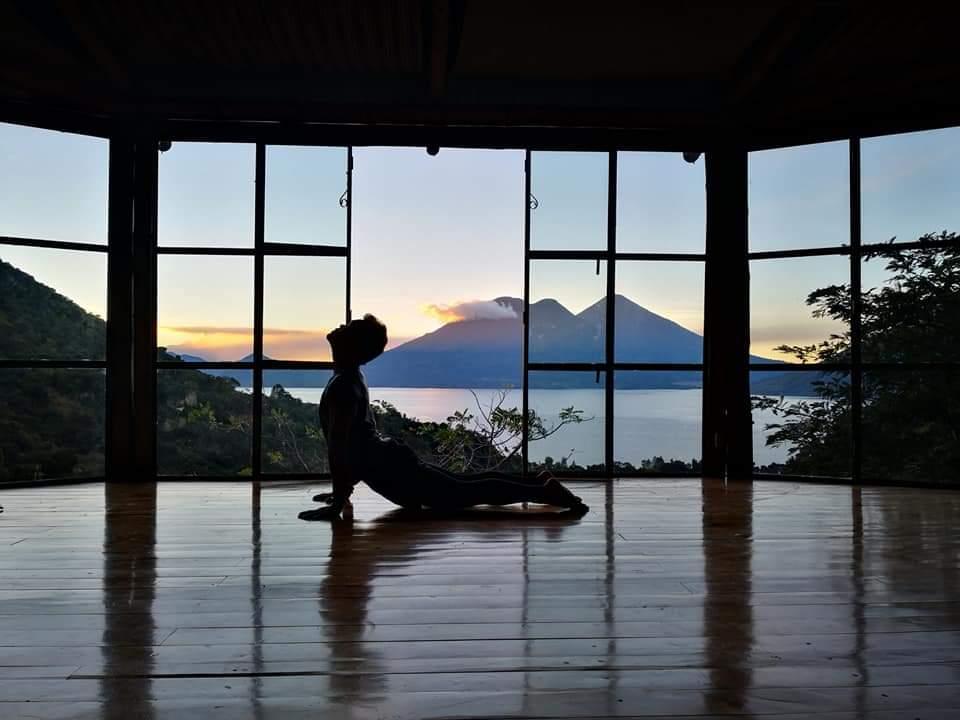 Gentle distress yoga photo №4