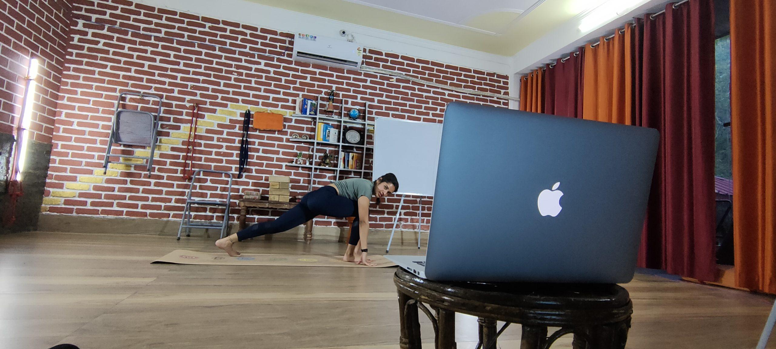 Awaken your practice Yoga Flow photo №3