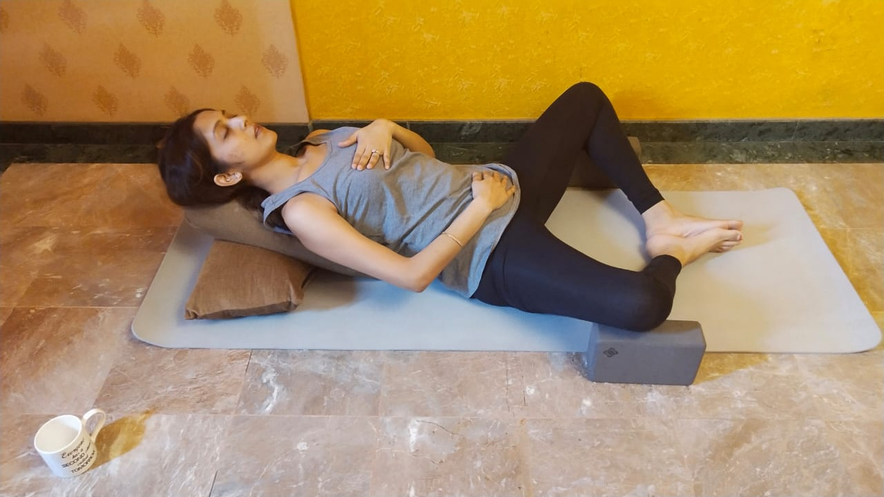 Restorative Yoga photo №3