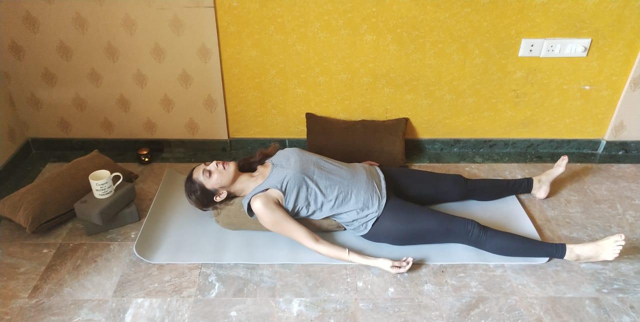 Restorative Yoga photo №4