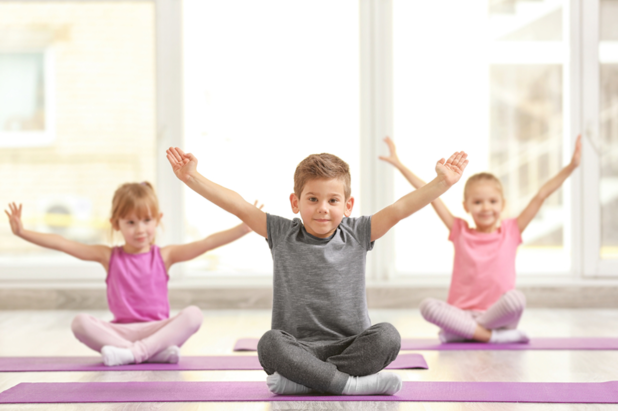 Kids Yoga 5-11 yr olds photo №0