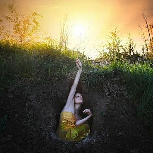 Spring yoga - Flourish photo №3