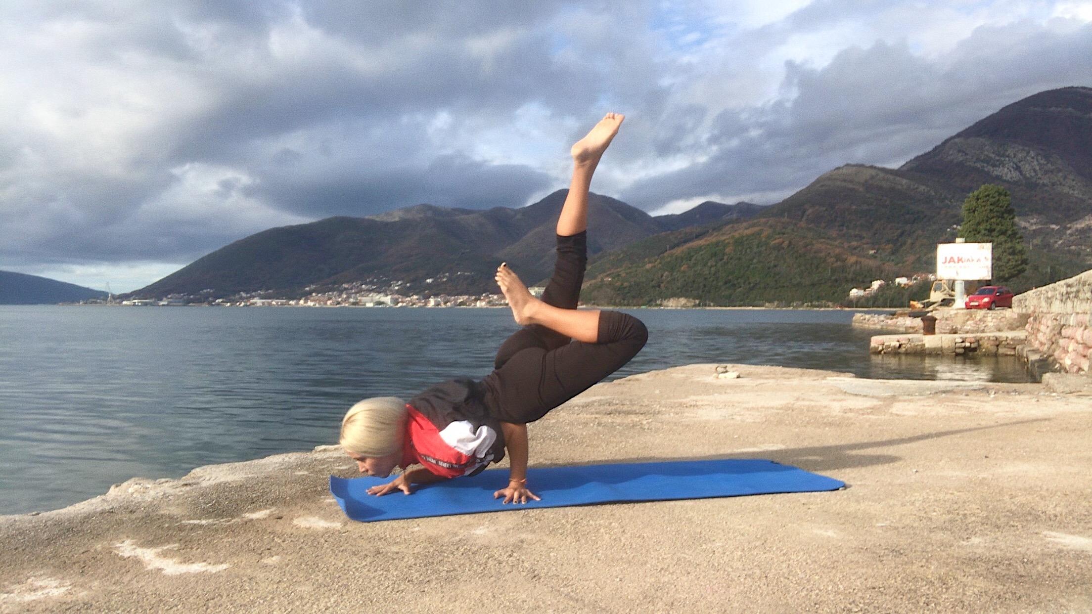 YogaCalisthenic photo №2