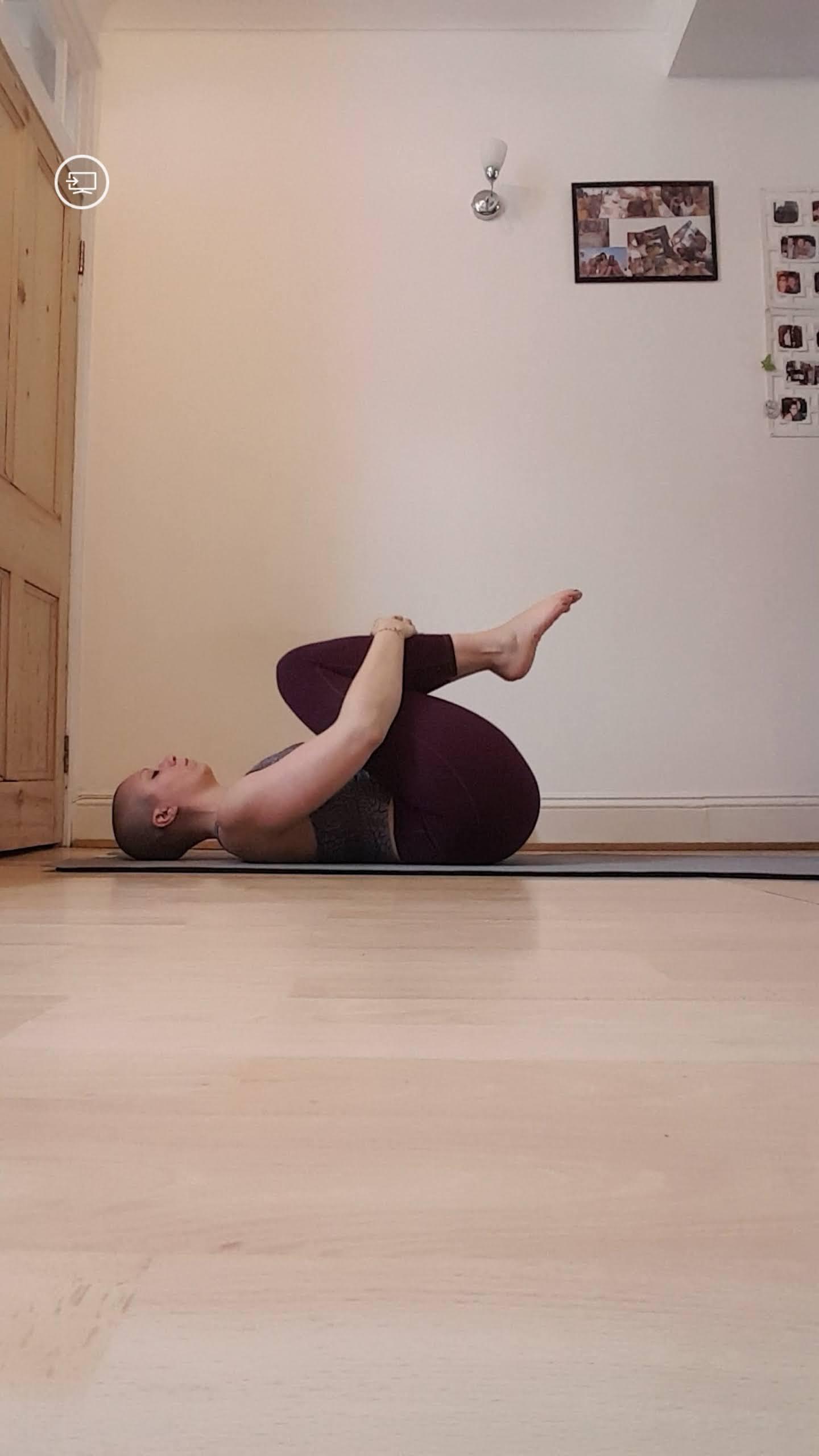 Beginners yoga photo №0