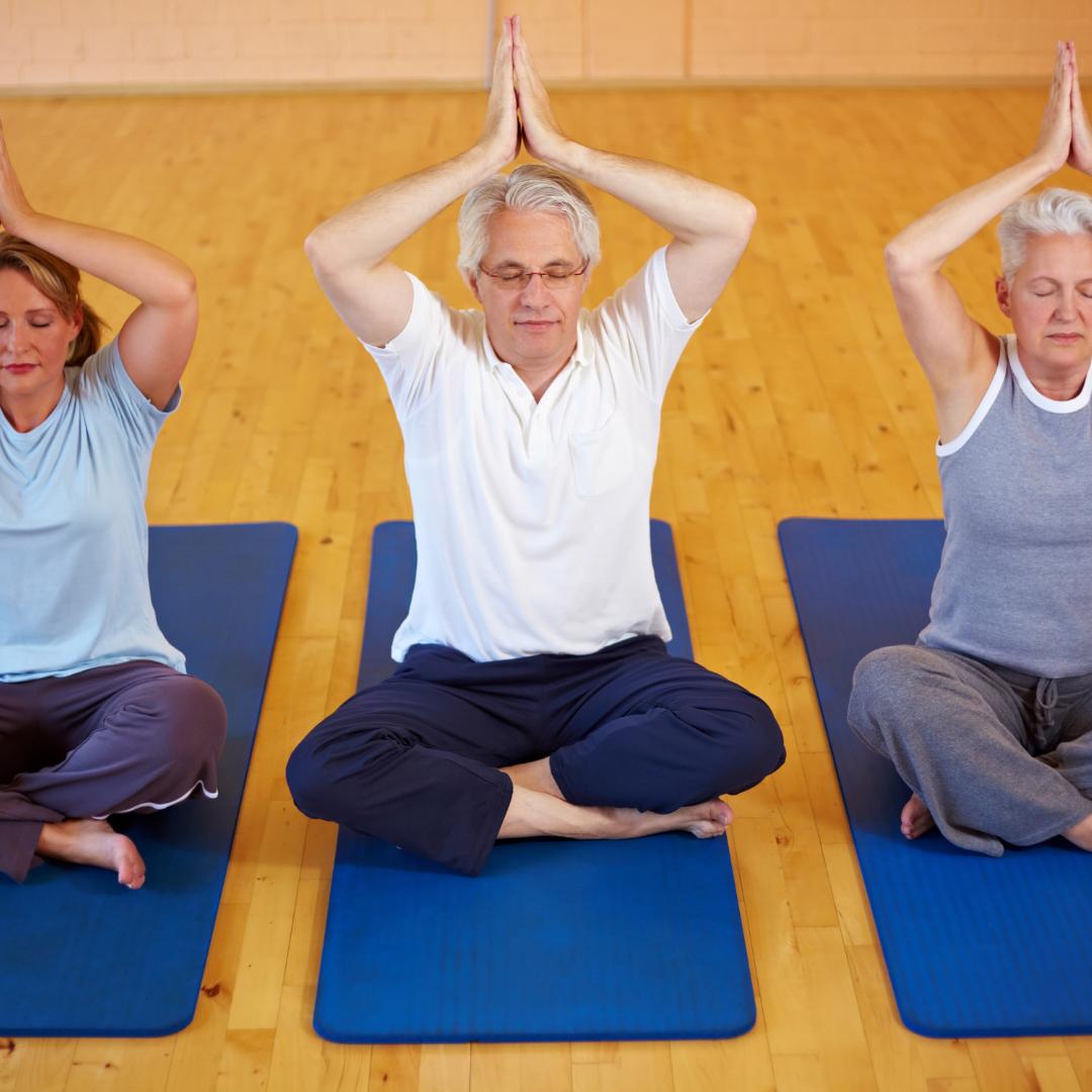 Yoga & Prana Work for Seniors photo №2