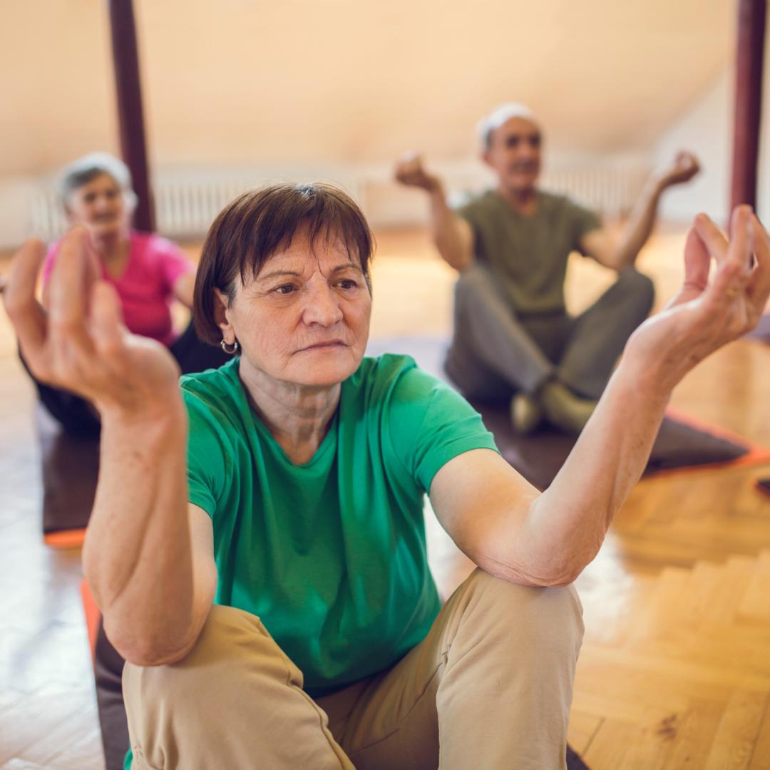 Yoga & Prana Work for Seniors photo №0