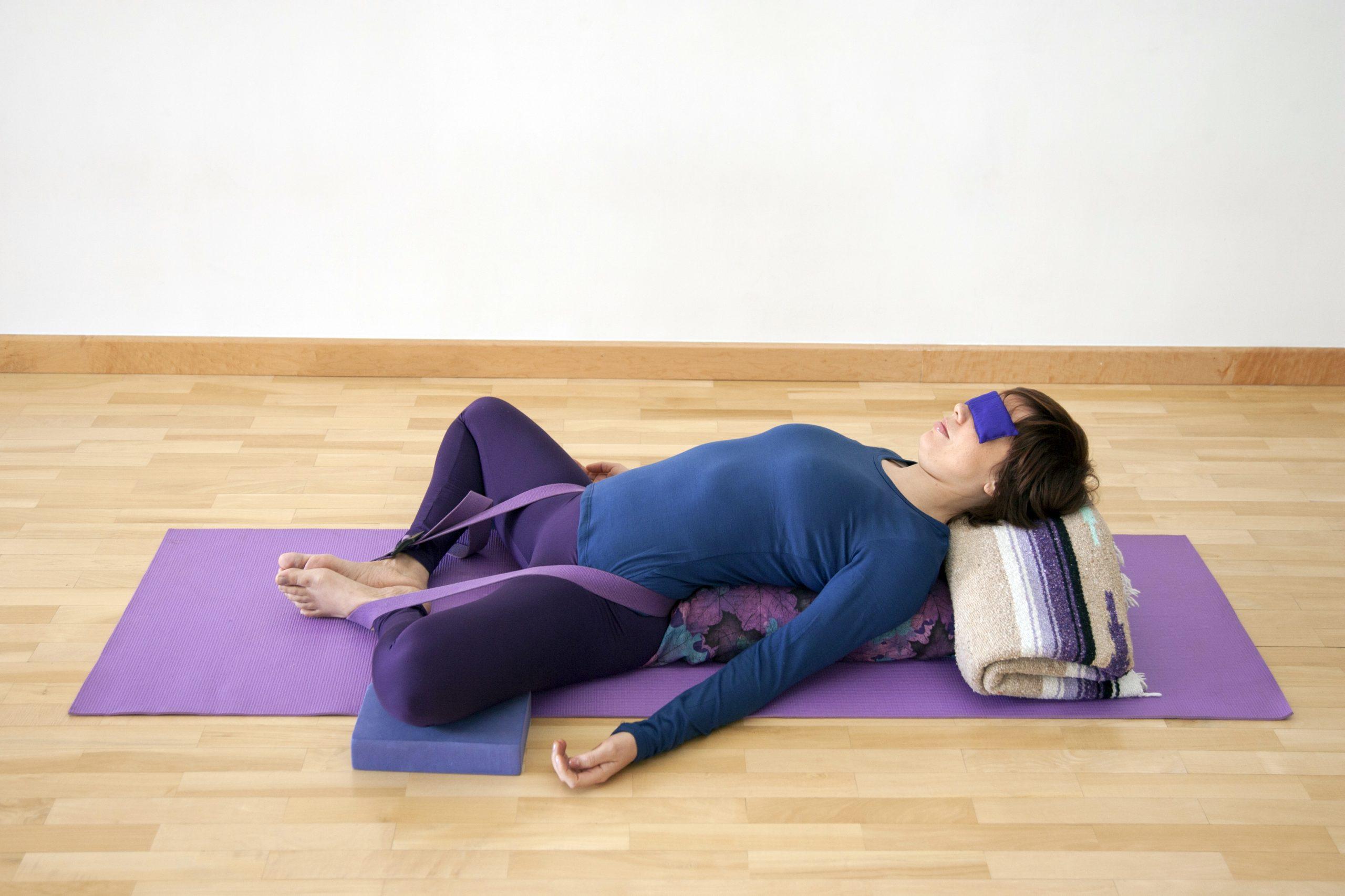 Restorative Yoga photo №0