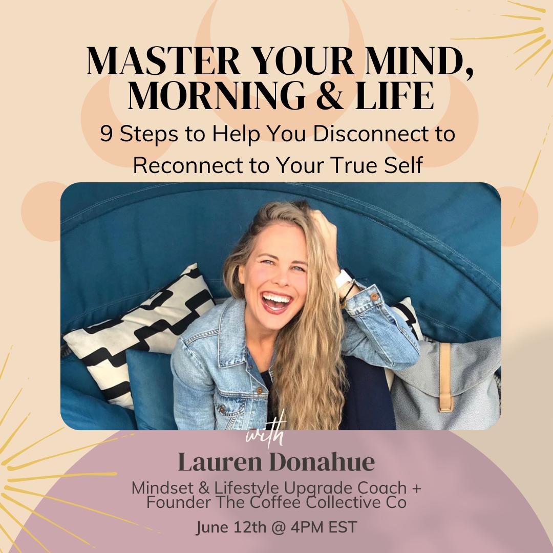 Master Your Mind, Morning & Life photo №0
