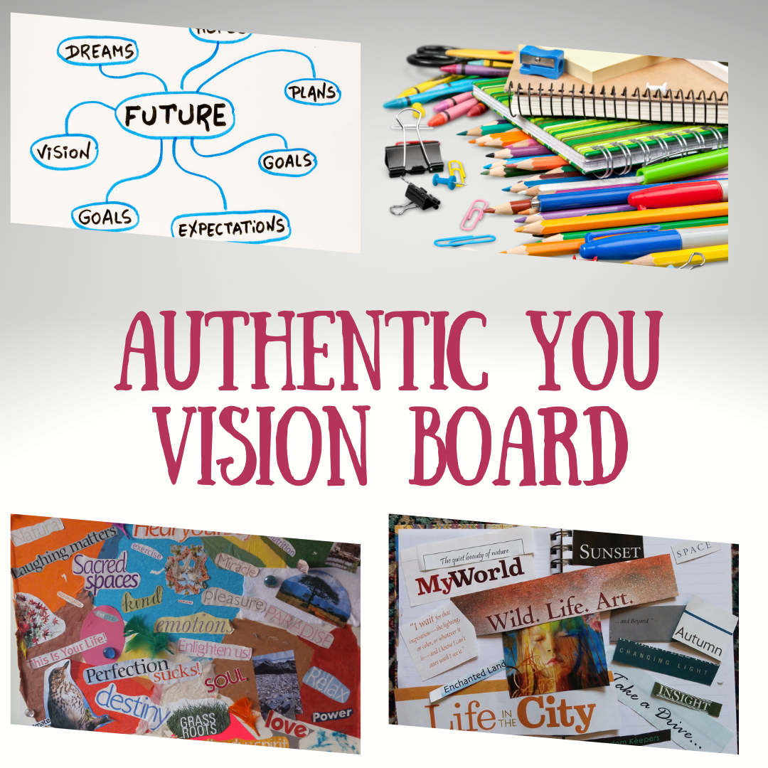 Authentic You Vision Board photo №3
