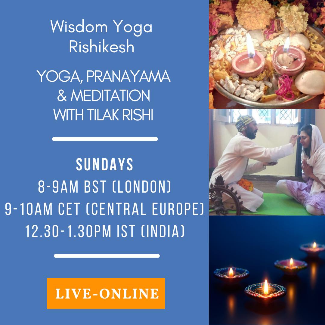 Yoga, Pranayama and Meditation photo №0
