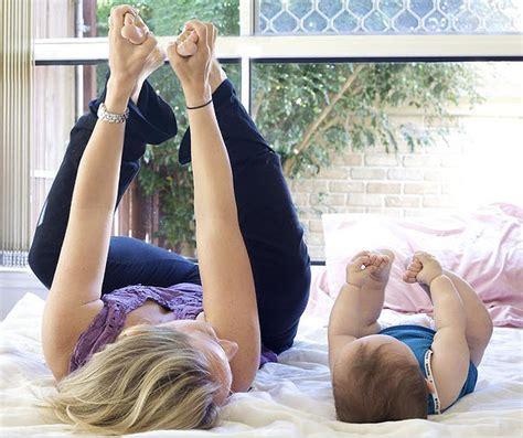 Baby yoga photo №0