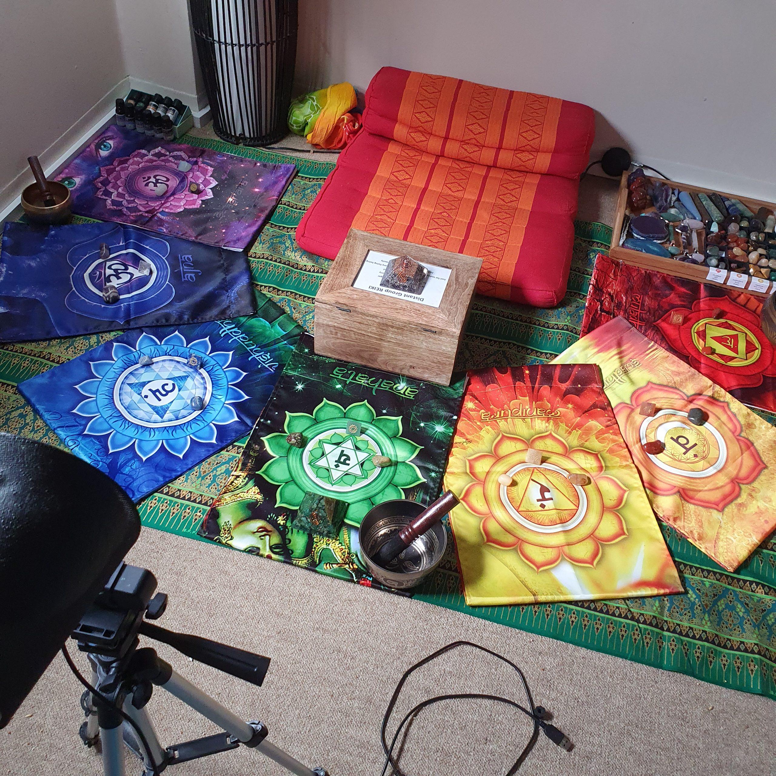 7 Days – 7 Chakras Reiki Healing Meditation photo №4