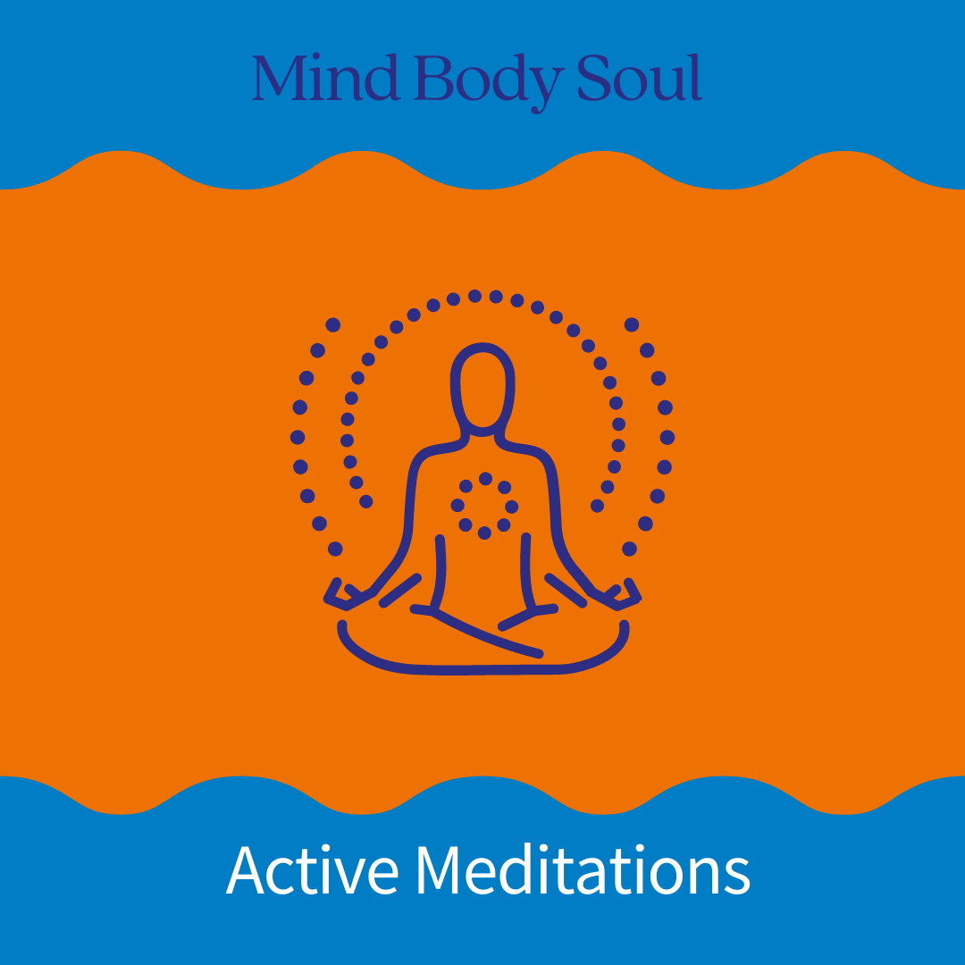 Mind Body Soul – Active Meditations with Sue photo №1