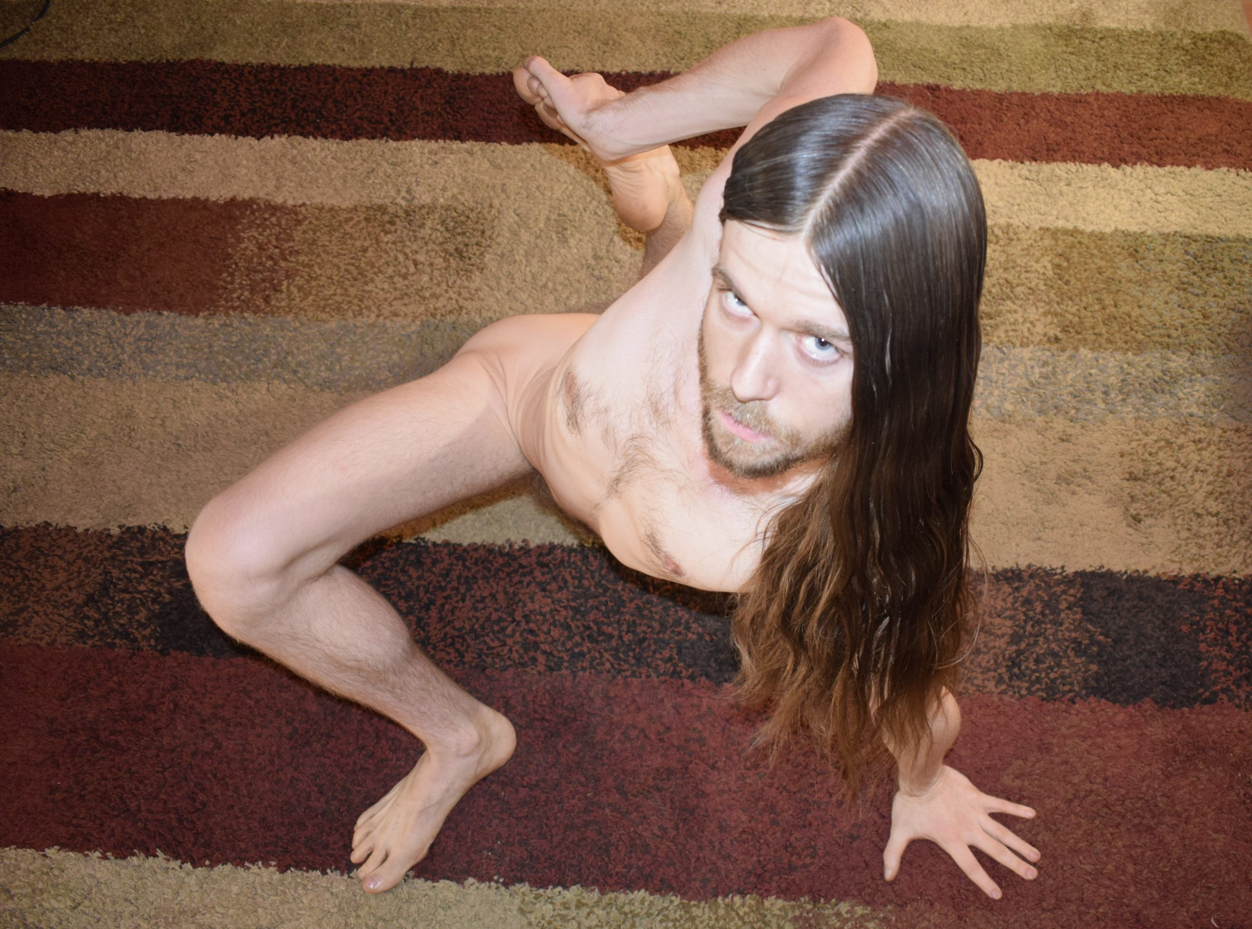 Men's Nude Yoga for Sexual Health photo №0