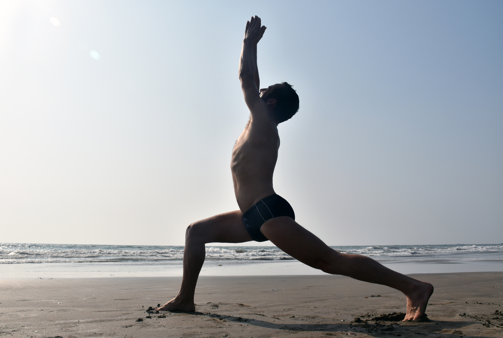 Naked Yoga for Male Beginners photo №0