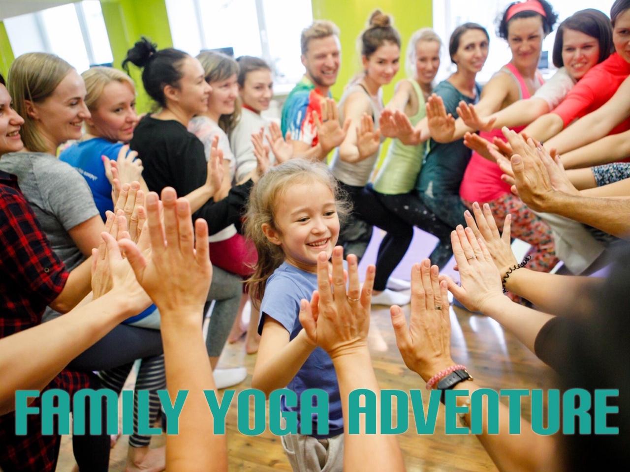 Family Yoga Good Times photo №3